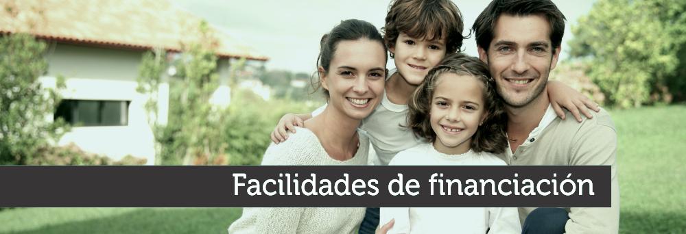Facilidades de financiación